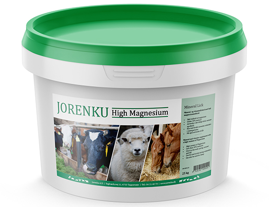 Mineral Lick High Magnesium from Jorenku