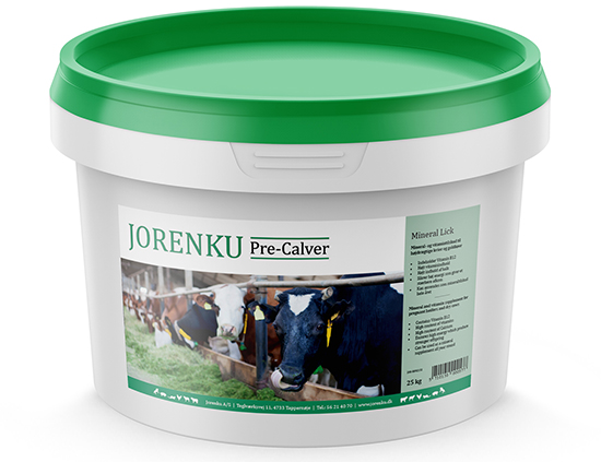Mineral Lick Pre-Calver from Jorenku