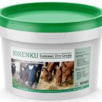 Mineral Lick Summer Dry Green from Jorenku
