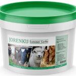 Mineral Lick Summer Garlic from Jorenku