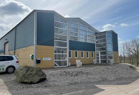 Headquarters for Jorenku A/S in Denmark