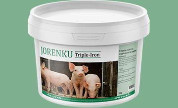Triple-Iron from Jorenku
